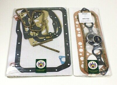 Mgb 1965 - 1980 With 5 Main Bearing Crankshaft  Full Engine Gasket Set