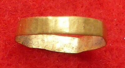 Gold Roman Childs Ring