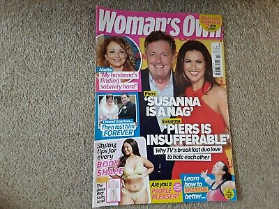 Woman's Own Magazine 25 May 2020