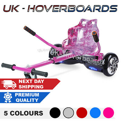 Official Hoverkart Premium Go Kart For Segway Swegway Hoverboard Scooter 2020!