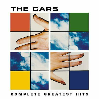 The Cars: Complete Greatest Hits (CD) LIKE-NEW!!!!!!!!!!