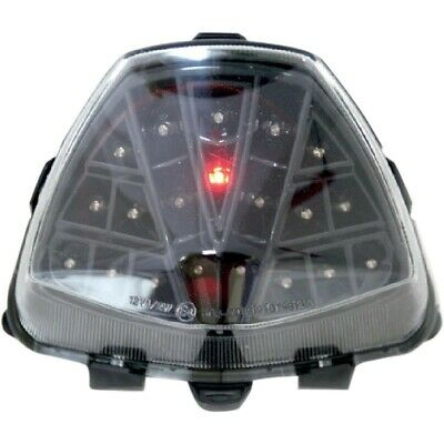 Competition Werkes MPH-20066C Integrated Taillights Clear