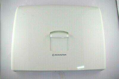 Kimberly-Clark Professional Personal Seat Cover Dispenser 6957 White 1x1