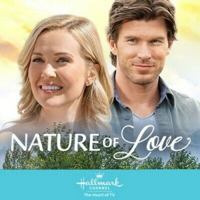 Nature Of Love Dvd Hallmark Movies (2020) (Disc Only)