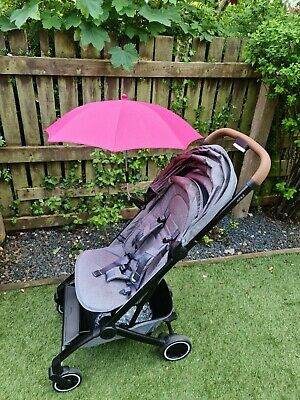 Baby Parasol Universal Sun Umbrella Shade Maker Canopy In Royal Blue or Pink