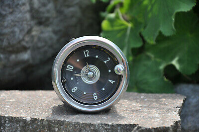 The New Haven clock and watch Comp.Uhr  Buick GMC Chevrolet Ford Dodge  Oldtimer