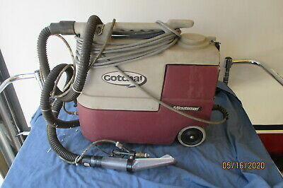 Minuteman Gotcha C46200-00 Portable Carpet Spotter Self Contained Extractor