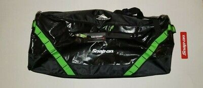 """Snap On Tools 24"""" Duffle Bag w Strap Travel Sports Gym School Carry On Luggage !"""