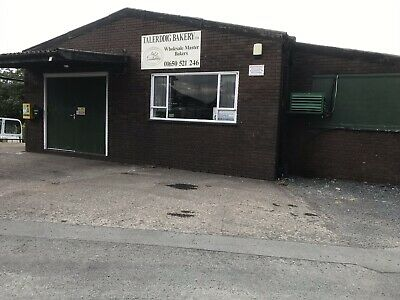 Former large bakery building with lots of parking new leaseReady to move into