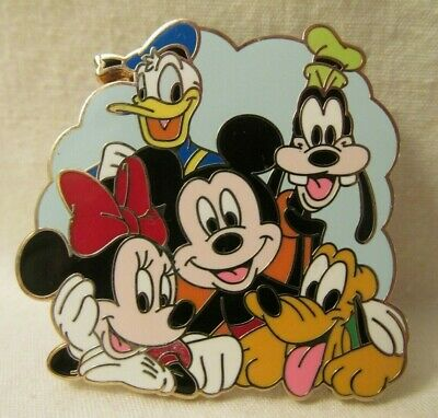 WDW~From My First Lanyard & Pins Starter Set - Featuring the Fab 5 Pin # 67794