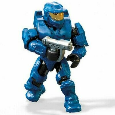Halo Gold Series 10 H3 SPARTAN RECON NEW In Sealed Bag Mega Construx Mystery