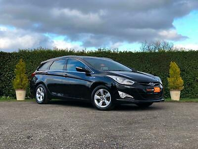 2014 Hyundai i40 1.7 CRDi [115] Blue Drive Active Estate DIESEL Manual