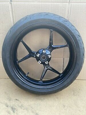DUCATI MONSTER 1200 S M1200 S FRONT WHEEL And Tyre