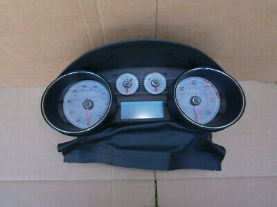 Fiat Bravo Mk2 II Sport Speedo Clocks Rev Counter Instrument Cluster