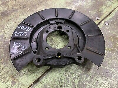 1999-2004 Grand Cherokee **Rear** Left Drivers Side Axle Retainer Backing Plate