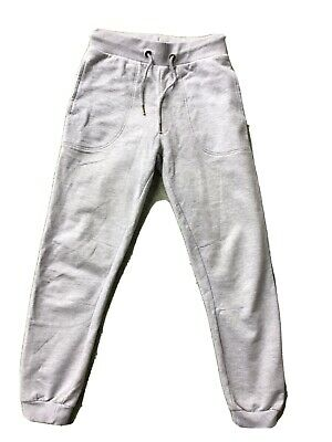 Girl's grey jogging bottoms To Fit Height 152 Cm, 11-12 Yrs, Waist 26 Inches