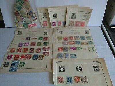 Europe Stamps - Mixed