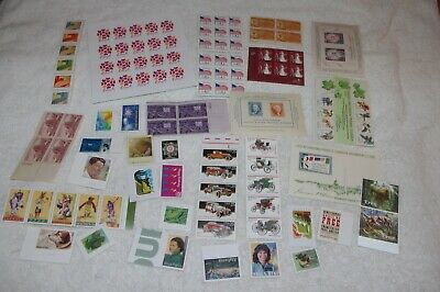 Lot Of Unused MNH US Postage 100 Stamps With Some Forever Face Value FV $24+