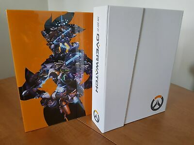 The Art of Overwatch Limited Edition Artbook (Dark Horse Books, Blizzard)