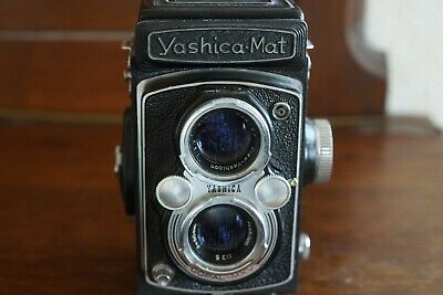Yashica MAT TLR 6/6