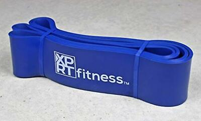 XPRT Fitness Pull Up Resistance Band (Single Blue 65-175lb)