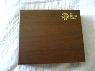 2011 UK ROYAL MINT 14 COIN EXECUTIVE PROOF SET - complete