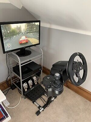 'Wheel Stand Pro' Racing Stand Only, For Steering Wheel, Pedals & Gear Shifter