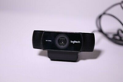 Logitech C920-C 1080p HD Pro Webcam ! Works Amazing!