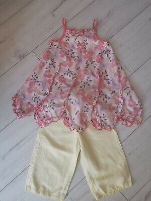 Girls Summer Outfit Age 3-4 Yrs Next