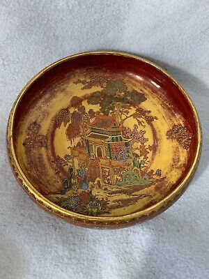 "Carlton Ware ""Stoke On Trent"" Bowl RARE PIECE Late 1800s-1920"