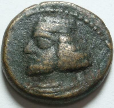"57-37 BC Ancient PARTHIA ""Tetrachalkoi"" ORODES II King who KILLED MARCUS CRASSUS"