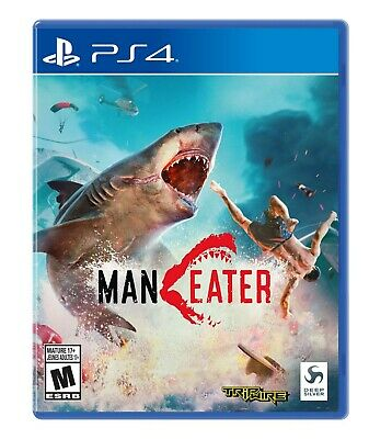 MANEATER - 2020 PlayStation 4 PS4