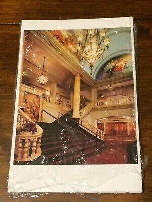 Watchtower 1999 10 Postcards Jersey City Assembly Hall Jehovah's Witnesses IBSA