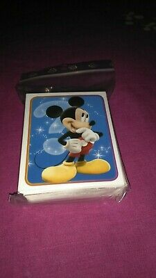 lot complet images Cartes Carrefour DISNEY