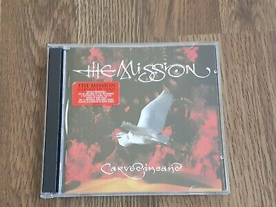 The Mission - Carved In Sand / Grains Of Sand 2Cd 2008 Near Mint