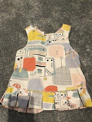 Girls Marks and Spencers M&s Blouse Summer Top Age 6-7