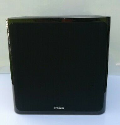 Yamaha NS-SW40 45W Powered Active Subwoofer Wired - Black