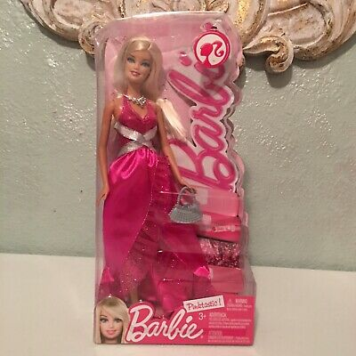 Mattel Barbie Doll • Pinktastic Blond 2012