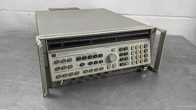 HP 8340B Synthesized Sweeper Generator 10MHz to 26.5GHz