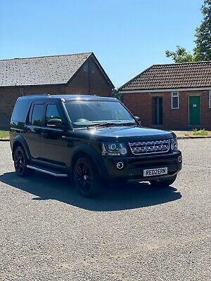 land rover discovery 3  automatic HSE 2007 facelift