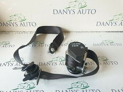Peugeot 307Sw 2005-2008 Front Right Driver Off Side Seat Belt 96527696Xx