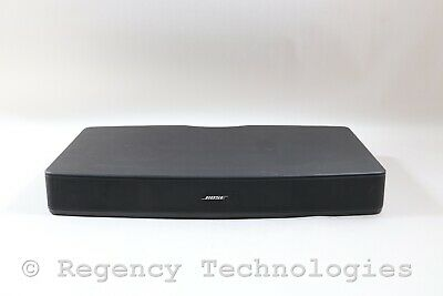 Bose 410376 Solo Tv Sound System | Black
