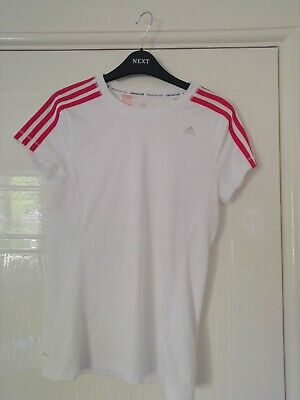 Girl's Adidas Climacool sports t shirt, age 13-14yrs