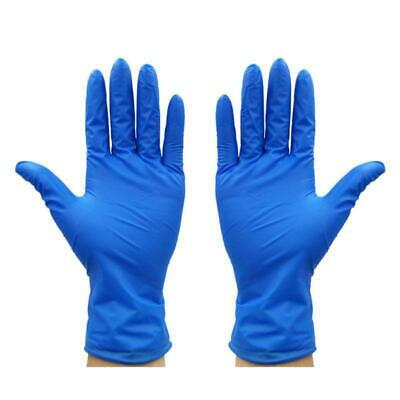 Nitrile Gloves Disposable Blue Powder free Latex Free, Vinyl Free UK