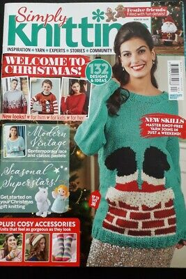 Simply Knitting Magazine - Issue 192