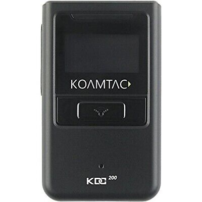 KoamTac KDC200iM Bluetooth Barcode Scanner, Black