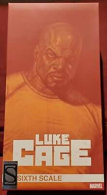 Sideshow 1/6 Luke Cage Exclusive New!!