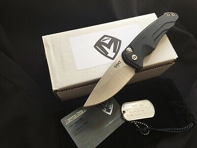 Medford Knifes and Tools Smooth Criminal Non Flipper, S35VN, USA Made