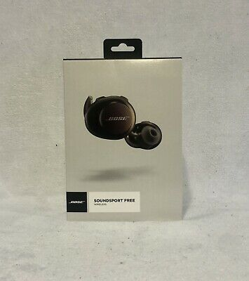 Bose SoundSport Free Wireless in-earbuds Black