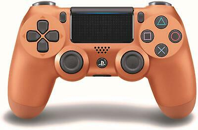 Genuine Sony PS4 DualShock 4 Wireless Controller for PlayStation 4 - Copper - UD
